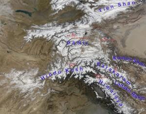 Dach der Welt: Pamir