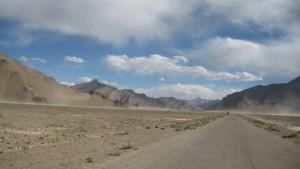 Hochebene auf dem Pamir