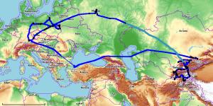 GPS-Log am Boden und in der Luft, RMRH 2014