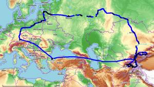 GPS-Log am Boden und in der Luft, RMRH 2015