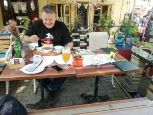 Restaurant, Odessa, Innenstadt